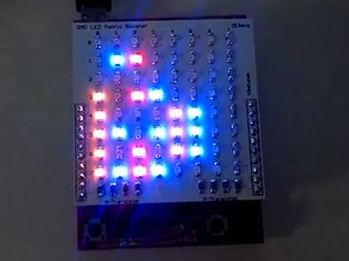 Msp430 smd led matrix boosterpack.jpg